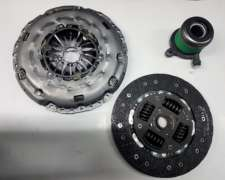Kit Embrague Amarok Original - Placa Disco Actuador LUK