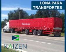Lonas Kaizen Para Transporte - Lona Puma 9r