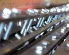Varilla De 28ft 25x6 C/tornillos De 5,5mm Para Vassalli - Dr