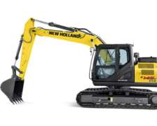 Excavadora New Holland E145c EVO - GRM
