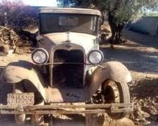 Se Vende Ford A 1930 Original.
