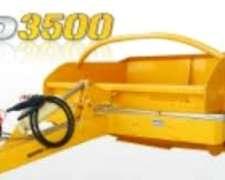 Pala de Arrastre Vial VD 3500-5000-7500 Grosspal