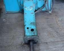 Vendo Martillo Hidráulico Punta 63mm, Peso Operativo 285 Kg