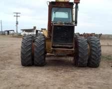Tractor Mancini 8120 C/rastra Baleani 56 Discos