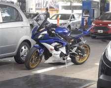 Permuto Yamaha R6 por Hacienda