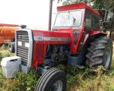 Massey Ferguson 1195, con Turbo Intercooler