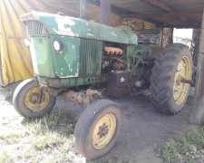Tractor Johon Deere Usado