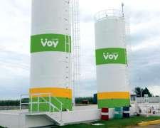 Venta Combustibles / Granel o Camión - VOY con Energía