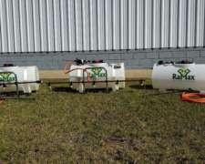 Fumigadores Eléctricos para Camionetas