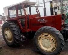 Tractor Fiat 980 DT con Tres Puntos Reparado