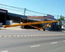 Cinta Transportadora Luini 20 Mts