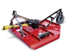 Desmalezadora 1.2m Ancho De Corte Equus Para Tractor