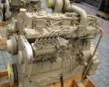 Motor Cummins 250 HP Turbo Intercooler