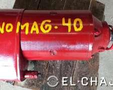 Arranque Bosch para Tractor Hanomag 40.