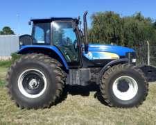 Tractor New Holland TM 7040 año 2011 C/ Piloto