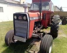 Tractor Massey Ferguson 1175, Dir Hidraulica, Tdf, Doble Hid