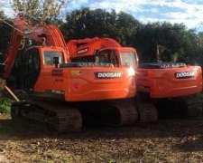 Excavadora Doosan DX225 - Excelente Estado