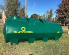 Tanque Plasforte 8000 Lts.