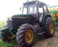 Tractor John Deere Modelo 6600 DT
