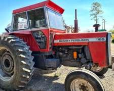 Massey Ferguson 1185 con Cabina