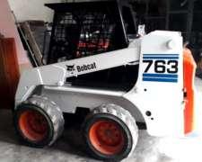 Minicargadoras Bobcat 763 y 773 - muy Buen Estado