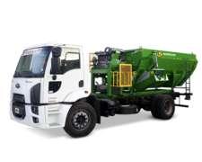 Mixer Horizontal Montecor MH 14m3 Aplicable Camion