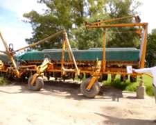 Sembradora Agrometal Maiz - Soja