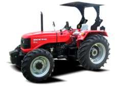 Tractor Solis 75 RX 4wd - Apache