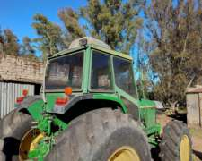 John Deere Doble TRACCION7505 Ruexas Anchas