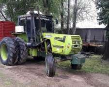 Tractor Zanello 250cc Tracción Simple Rodado 18.4x34 Dual