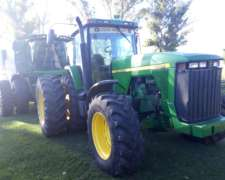 John Deere 8200 4X4 Origen USA Full Powershift