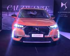 Nueva Ds 7 Crossback Puretech 165 Automatic Be Chic