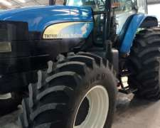 New Holland TM7020 Spowershift