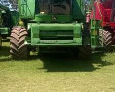 Cosechadora 9650 John Deere 2009