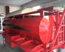 Tanque de Combustible y Agua Belen - 3000 Litros - Nuevo