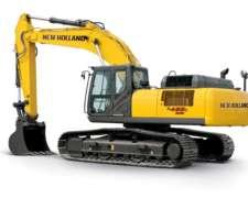 Excavadora New Holland E485c EVO - GRM
