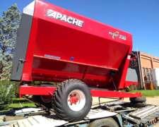 Mixer Apache Horizontal 7 1/2 de Capacidad