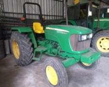Tractor John Deere 5065 ES año 2012
