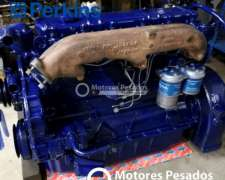 Motor Perkins 6 305 PF - 105 HP - Rectificado con Garantía