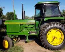 Tractor John Deere 4730 Vende Cignoli Hnos Arequito.