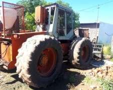 Tractor Zanello 4200 ,con Rolo los Desmonte