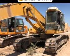 Excavadora Komatsu Pc300lc // Grupo RYA