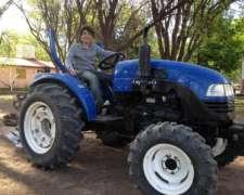 Tractor 40 HP 4X4 Como Nuevo