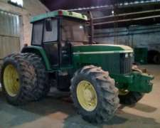 Tractor Jhon Deere 7505 Doble Traccion