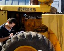 Reparación, Servicio y Repuestos para Motores de Michigan