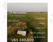 Chacra con Vista al Rio de la Plata - Uruguay