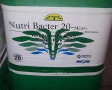 Nutribacter Fertilizante Folear Organico