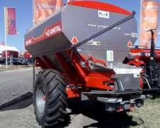 Fertilizadora Gimetal EDR 8000 Nueva Disponible
