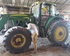 Tractor John Deere 7515 con Pala Liquidacion Oportunidad