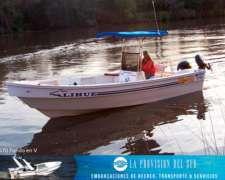 Tracker Benavidez 670 - Casco Fondo En V